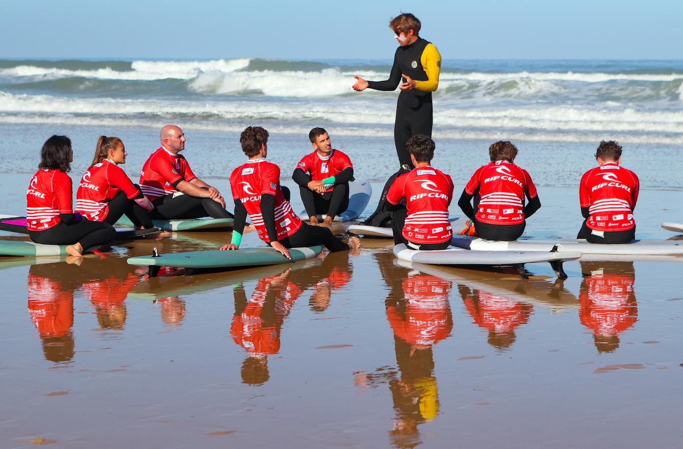 cours de surf Adultes