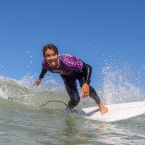 cours de surf kids
